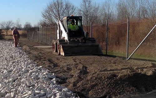 Local Excavating Contractor near me Suamico Wisconsin