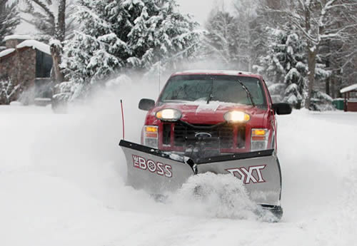 Snow Plowing and Snow Removal Services for Homes and Businesses near me Green Bay Wisconsin
